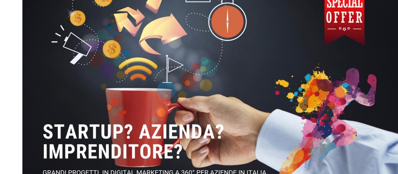 corsi aziendali marketing digital marketing google formazione professionale business plan startup Italia