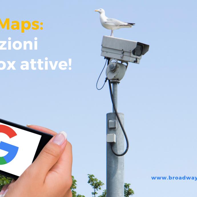 """Finalmente dopo diversi mesi Google Maps è arrivato ad una trasformazione importante e piena: adesso Maps ha """"assunto"""" molte funzioni di Waze (sempre di Google) e finalmente avvisa sugli autovelox!"""